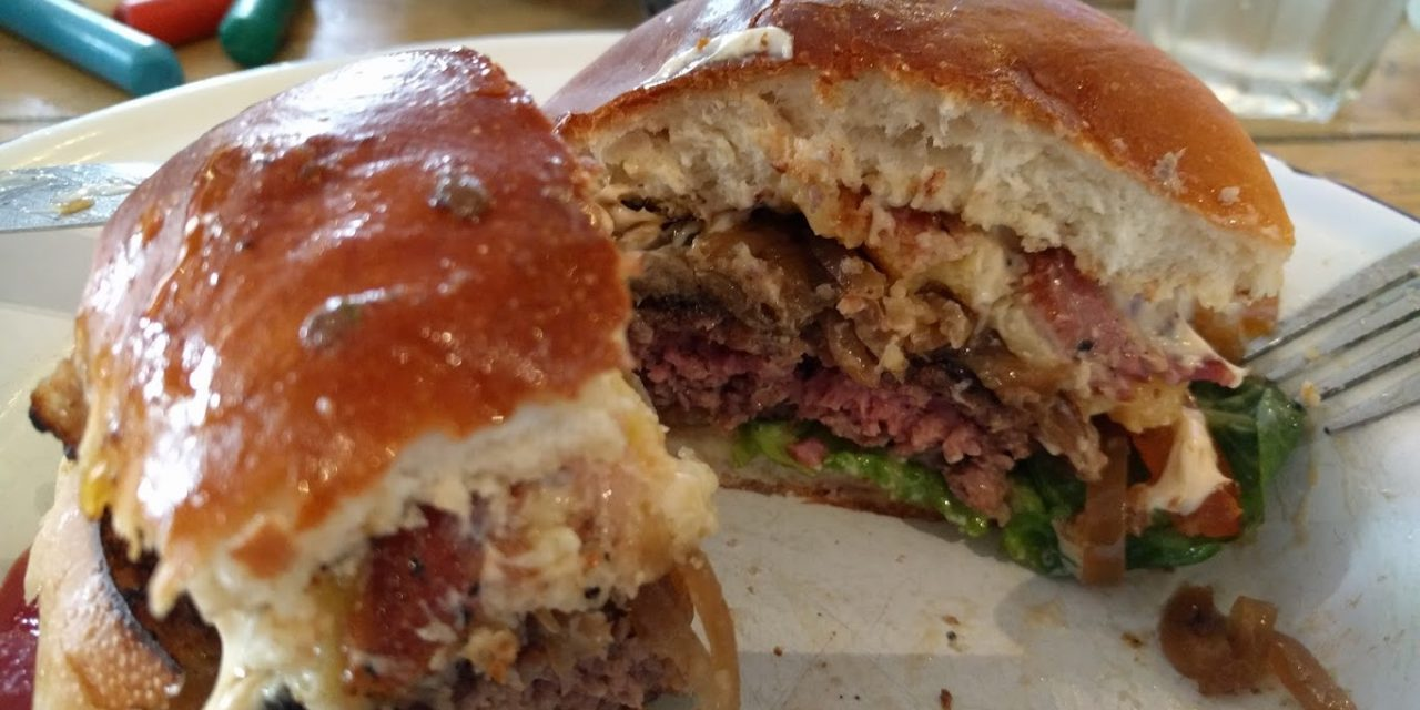 Ruby Burgers, Exeter