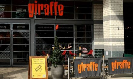 Giraffe and Ed's Easy Diner chains to close 27 sites