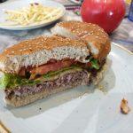 Cheeseburger, GBK, Street