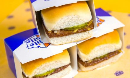 White Castle Burger Recipe (UK)