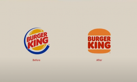 Burger King changes branding back to retro design.
